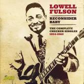 FULSON LOWELL  - CD RECONSIDER BABY