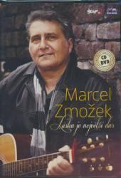ZMOZEK M.  - CD+DVD LASKA JE NEJVETSI DAR