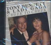BENNETT TONY & LADY GAGA  - CD CHEEK TO CHEEK