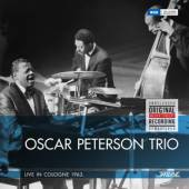 PETERSON TRIO OSCAR  - CD OSCAR PETERSON TRIO