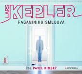 RIMSKY PAVEL  - CD KEPLER: PAGANINIHO SMLOUVA (MP3-CD)