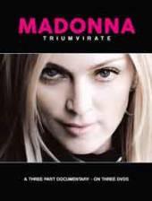 MADONNA  - DVD TRIUMVIRATE (3DVD)