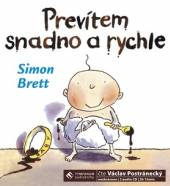 POSTRANECKY VACLAV  - 3xCD BRETT: PREVITEM SNADNO A RYCHLE