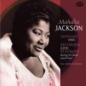 JACKSON MAHALIA  - 2xVINYL RECORDED LIV..