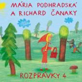 PODHRADSKA & CANAKY  - CD ROZPRAVKY 4