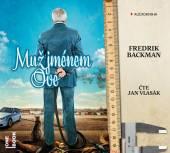 VLASAK JAN  - CD BACKMAN: MUZ JMENEM OVE (MP3-CD)