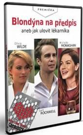 FILM  - DVD BLONDYNA NA PREDPIS