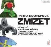 SOUKUPOVA PETRA  - CD ZMIZET