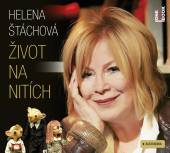 STACHOVA HELENA  - 2xCD ZIVOT NA NITICH (MP3-CD)