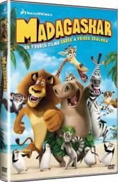 FILM  - DVD MADAGASKAR