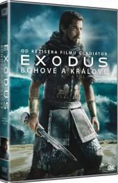 FILM  - DVD EXODUS: BOHOVE A KRALOVE