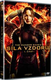 FILM  - DVD HUNGER GAMES: SILA VZDORU 1. CAST