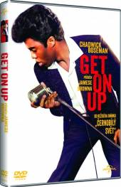 FILM  - DVD GET ON UP - PRIBEH JAMESE BROWNA