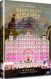 FILM  - DVD GRANDHOTEL BUDAPEST