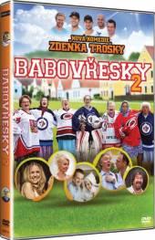 FILM  - DVD BABOVRESKY 2