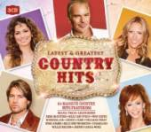 VARIOUS  - 3xCD COUNTRY HITS - LATEST & G
