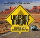 VARIOUS  - 4xCD LONESOME HIGHWAY - AN ANTHOLOGY OF