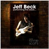 BECK JEFF  - CD LIVE AT RONNIE SCOTTS..