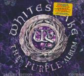 WHITESNAKE  - CD+DVD THE PURPLE ALBUM (CD+DVD)