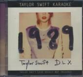 SWIFT TAYLOR  - CD TAYLOR SWIFT KARAOKE: 1989