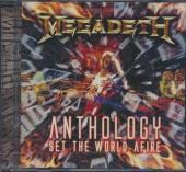 MEGADETH  - 2xCD ANTHOLOGY: SET THE WORLD