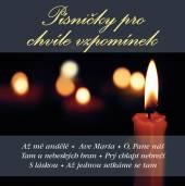 VARIOUS  - CD PISNICKY PRO CHVILE VZPOMINEK