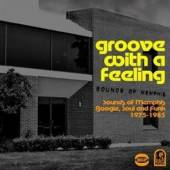 VARIOUS  - CD GROOVE WITH A FEE..
