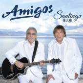 AMIGOS  - CD SANTIAGO BLUE