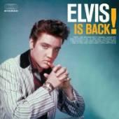 PRESLEY ELVIS  - CD ELVIS IS BACK/A DATE..