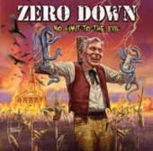ZERO DOWN  - CD NO LIMIT TO THE EVIL