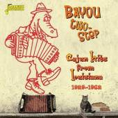 VARIOUS  - 2xCD BAYOU TWO-STEP ..