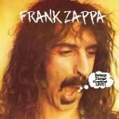 FRANK ZAPPA  - CD BEBOP TANGO CONTEST LIVE