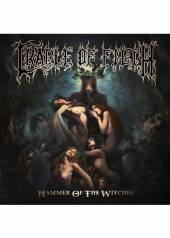 CRADLE OF FILTH  - CD HAMMER OF THE WITCHES CD