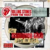 ROLLING STONES  - 2xCD+DVD FROM THE VAULT.. -DVD+CD-