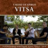 TAKIMI OF EPIRUS  - CD VITSA - FIELD REC..