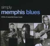 VARIOUS  - CD SIMPLY MEMPHIS BLUES