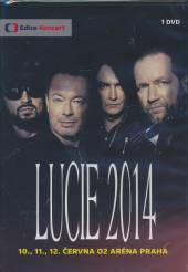 LUCIE  - DVD LUCIE 2014