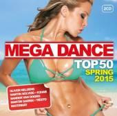 VARIOUS  - CD MEGA DANCE TOP 50 SPRING