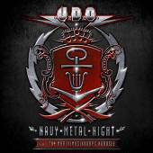 UDO  - CD NAVY METAL NIGHT CDBR