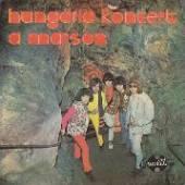 HUNGARIA  - CD KONCERT A MARSON