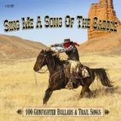 VARIOUS  - 4xCD SING ME A SONG OF THE..