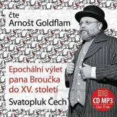 GOLDFLAM ARNOST  - CD EPOCHALNI VYLET PANA BROUCKA DO XV.