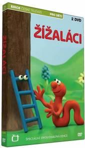 ROZPRAVKY  - 2xDVD ZIZALACI
