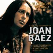JOAN BAEZ  - CD BLOWING IN THE WIND - RADIO BROADCAST