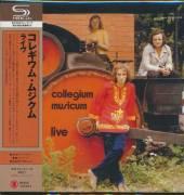 COLLEGIUM MUSICUM  - CD LIVE (SHM) (JPN)