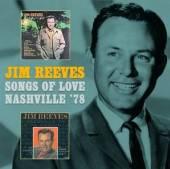 REEVES JIM  - CD SONGS OF LOVE /..