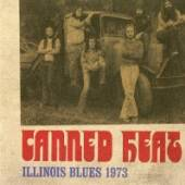CANNED HEAT  - CD ILLINOIS BLUES 1973