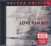 TOMLIN CHRIS  - CD LOVE RAN RED [DELUXE]