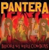 PANTERA  - CD BEFORE WE WERE COWBOYS