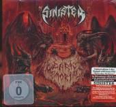SINISTER  - CD DARK MEMORIALS LIMITED EDITION